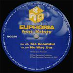 Cover: Euphoria Feat. Kristy - Too Beautiful