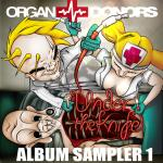 Cover: Organ Donors - Blackout (Zany's Under The Knife Remix)