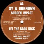 Cover: Unknown - Let The Bass Kick