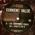 Cover: Current Value - The Indivisible Force