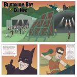 Cover: DJ Neo vs. Blutonium Boy - Hardstyle Instructor Part 3