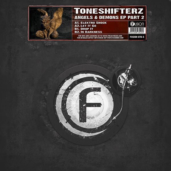 Cover art for the Toneshifterz - Let It Go Hardstyle lyric