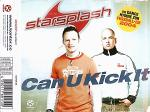 Cover: Starsplash - Can U Kick It