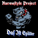Cover: Kurwastyle Project - Fitze Fatze Fotze