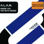Cover: A.L.A.N. - Sixth Sense (Audio Damage Remix)