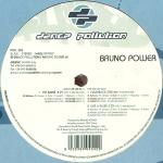 Cover: Bruno Power - The Saint