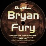 Cover: Bryan Fury - Access Denied