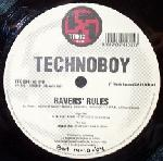 Cover: Technoboy - Ravers' Rules (K-Traxx Remix)