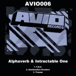 Cover: Alphaverb & Intractable One - Trauma