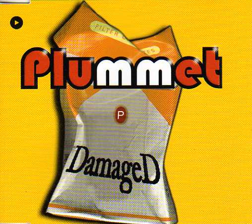 Cover art for the Plummet - Damaged (Antillas Remix ...
