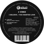 Cover: 2 Vibez - You Wanted Love (Kindervater Radio Edit)