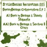 Cover: Dark by Design - Stigmata