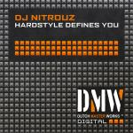 Cover: NitrouZ - Hardstyle Defines You
