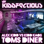 Cover: Alex Kidd - Tom's Diner (Kiddstock Theme 2010)
