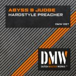 Cover: Abyss & Judge - Hardstyle Preacher