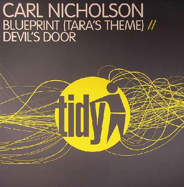 Cover art for the carl nicholson blueprint taras theme cover art for the 2005 hardtrance track on the blueprint taras theme devils door tidy227t release malvernweather Image collections