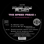 Cover: The Speed Freak - Puppetmaster (Absurd Audio Version)