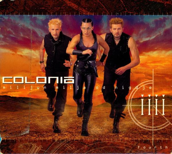 Cover art for the Colonia - Svijet Voli Pobjednike Dance