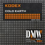 Cover: Kodex - Cold Earth
