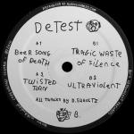 Cover: Detest - Twisted Turn