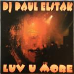 Cover: DJ Paul Elstak - Luv U More