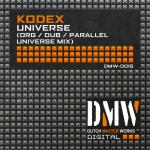 Cover: Kodex - Universe (Original Mix)
