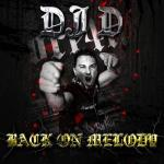 Cover: DJ D - Back To Da Hard