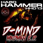 Cover: D-Mind - Madman