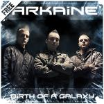 Cover: Arkaine - Outer Space
