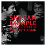Cover: Skream & Example - Shot Yourself In The Foot Again