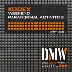 Cover: Kodex - Paranormal Activities