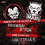 Cover: Noize Suppressor vs. Mad Dog - Bassdrum Bitch
