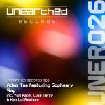Cover: Adam Tas feat Sopheary - Say (Luke Terry Remix)