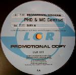 Cover: PHD & MC Conrad - Progression Sessions