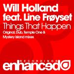 Cover: Will Holland Ft. Line Frøyset - Things That Happen (Temple One Remix)
