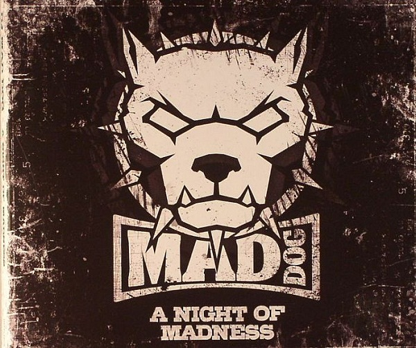 Cover Art For The Dj Mad Dog