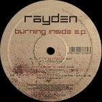 Cover: Rayden - Burning Inside