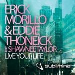 Cover: Eddie Thoneick - Live Your Life