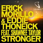 Cover: Eddie Thoneick - Stronger (Stronger Club Mix)