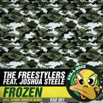 Cover: Freestylers feat. Joshua Steele - Frozen (Cookie Monsta Remix)