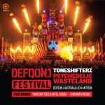 Cover: Toneshifterz - Psychedelic Wasteland (Official Defqon.1 Australia Anthem 2011)