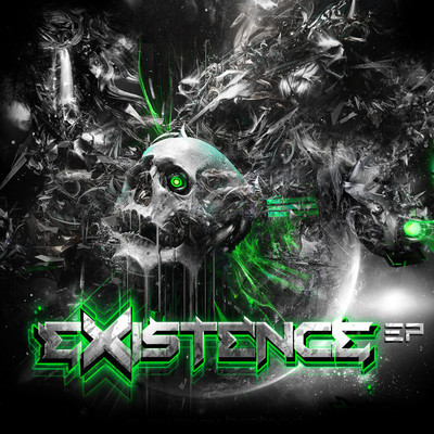 Cover Art For The Excision Amp Downlink Blue Steel Dubstep