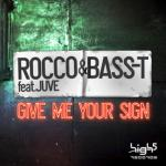 Cover: Juve - Give Me Your Sign (Radio Edit)