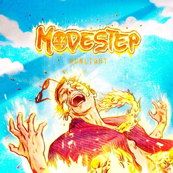 Modestep Sunlight Wallpaper Cover Modestep Sunlight