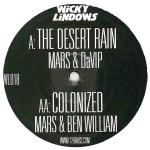Cover: Mars & Ben William - Colonized