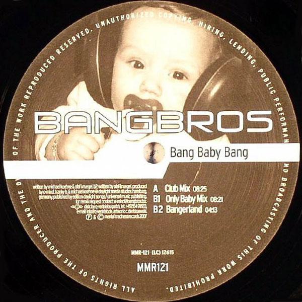 Cover Art For The Bangbros Bang Baby Bang Dance House Lyric