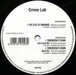 Cover: Crime Lab - Tomorrow's Down (Skynet Mix)