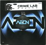Cover: Crime Lab - Psycho