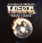 Cover: Bob Sinclar - What I Want