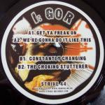 Cover: I:Gor - The Choking Stutterer